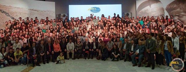 Η Εύξεινος Λέσχη Ποντίων Νάουσας στην Παγκόσμια Συνδιάσκεψη Ποντιακής Νεολαίας