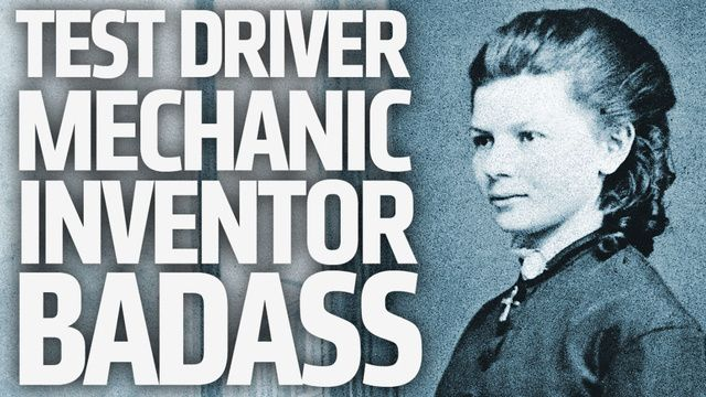Meet Bertha Benz, The Woman Who Took The First Real Drive