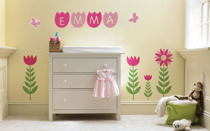 Personlise your baby or kids' room