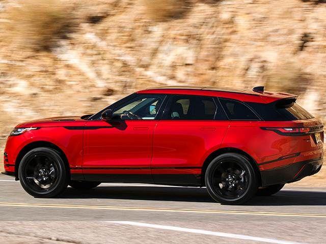 2020 Land Rover Range Rover Velar Expert Review Land Rover Lexus Rx 350 Range Rover