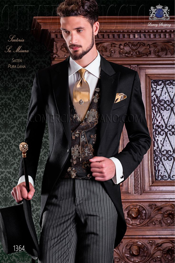 Boy! 4 U. I like the waistcoat beneath the jacket here. The print or the pattern stands out very well