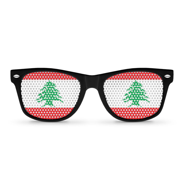 These quality soft-touch rubberized matte frames with clear lenses are great for…