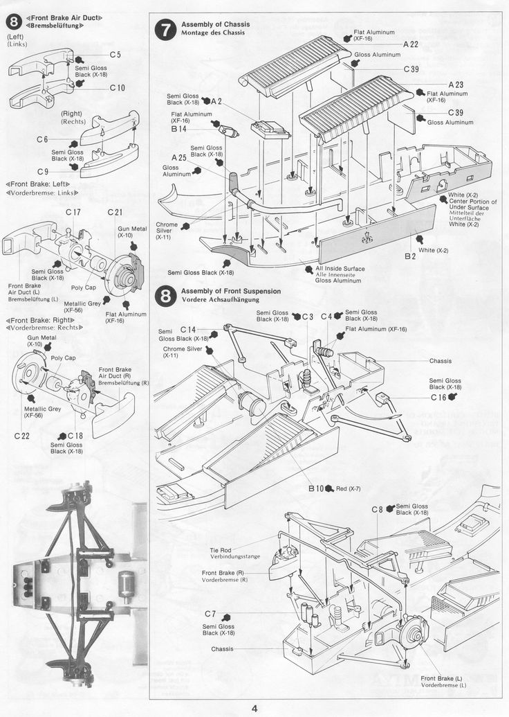 Pin By Gluefinger On Tamiya 1 20 Brabham Bt50 Pinterest