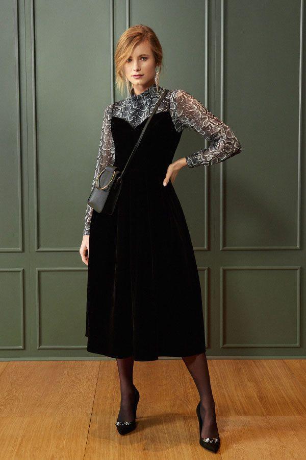 316f9942dfcf reprodução pinterest - vestido e segunda pele - vestidos no inverno -  inverno - street style