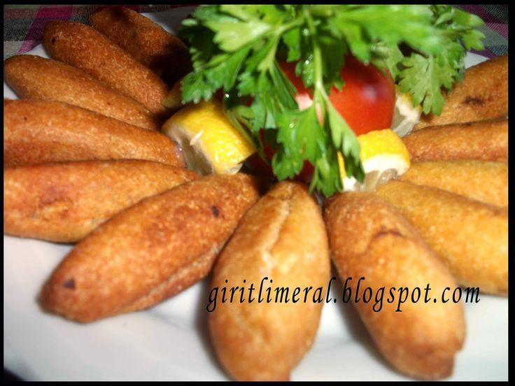Giritli Meral'in Mutfağı: İRMİKLİ KÖFTE (Aperatif)