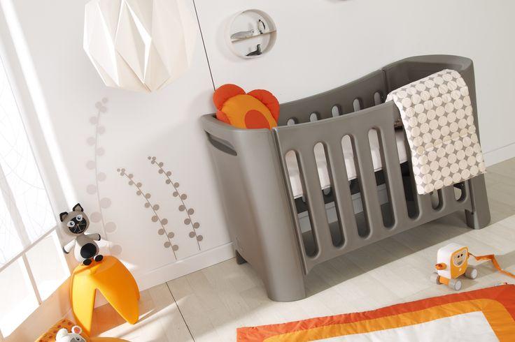 Aménagement de chambre de bébé avec le lit Dreamy