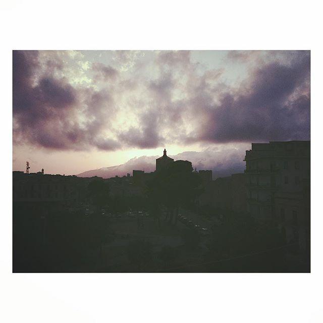 #alcamo #aidaholidayhome_place #sunset #summer #summer2015 #ig_sicily #igersicilia #panorama #airbnb #visit #sicily #siciliabedda #lovingsicily #landscape #casavacanza #view #aidaholidayhome