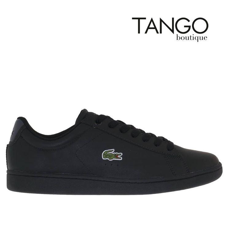 Sneaker Lacoste 31SPM2239 CARNABY Κωδικός Προϊόντος: 31SPM2239 CARNABY Χρώμα Μαύρο Εξωτερική Επένδυση Δέρμα Εσωτερική Φόδρα Υφασμα Πατάκι Υφασμάτινο με Ortholite® Σόλα Λάστιχο  Μάθετε την τιμή & τα διαθέσιμα νούμερα πατώντας εδώ -> http://www.tangoboutique.gr/.../sneaker-lacoste-31spm2239...  Δωρεάν αποστολή - αλλαγή & Αντικαταβολή!! Τηλ. παραγγελίες 2161005000