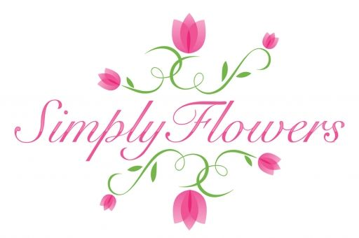 Logo Simply Flowers Design | logonerds.com