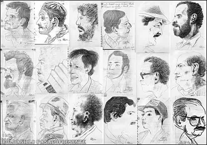 Personajes de ntra tierra del alma