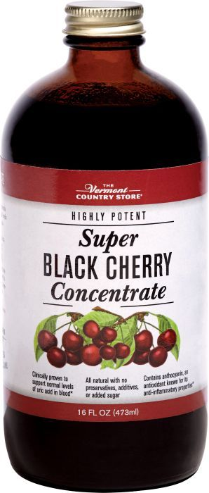 Super Black Cherry Concentrate | Vermont Country Store