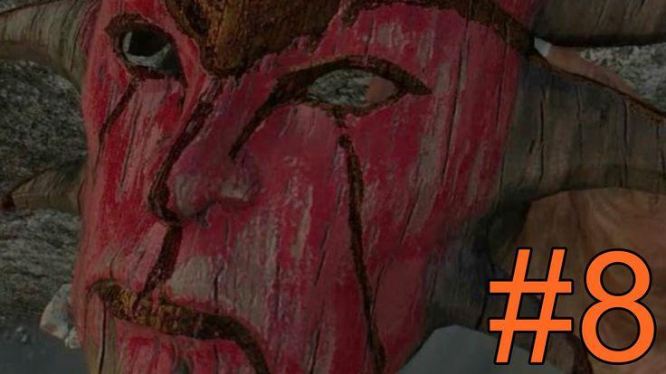 LA MÁSCARA ROJA | Dying Light: The Following [DLC] (Parte 8)