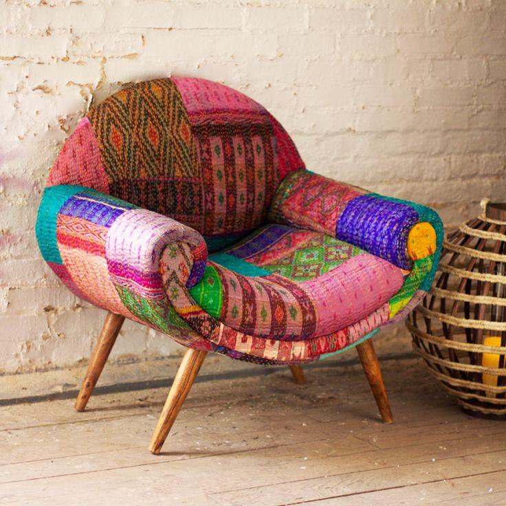 Calcutta Arm Chair