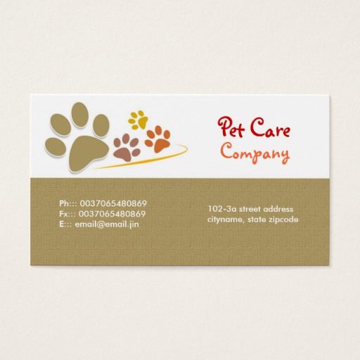 255 best pet care business cards images on pinterest business pets pet care business card colourmoves