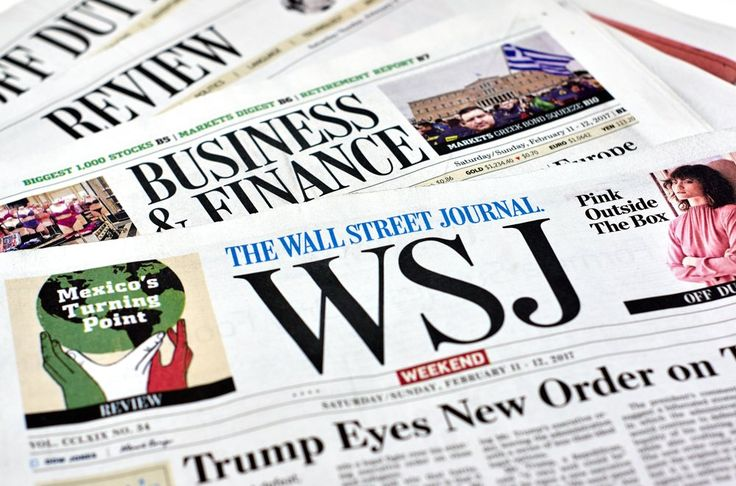 """Wall Street Journal Argues Bitcoin Is """"Probably worth Zero"""", Joins Obituary List"""