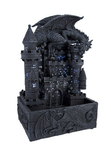 Medieval Dragon Water Fountains And Fiber On Pinterest