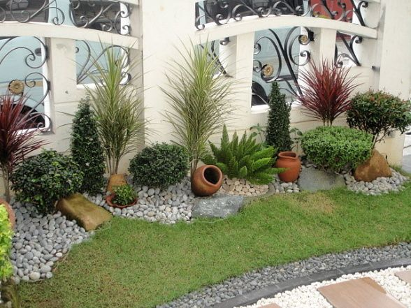 Garden Landscaping Design Decor Awesome Decorating Design