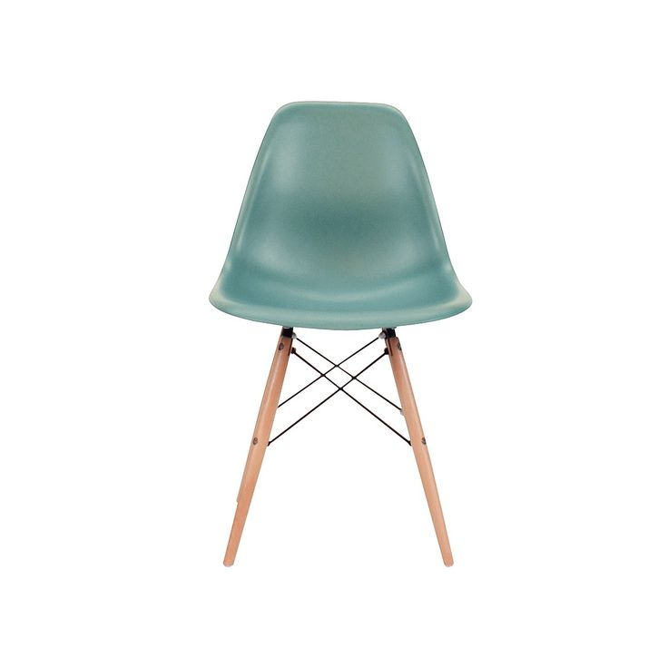 Dining chairs, nood dsw dining chair - aqua
