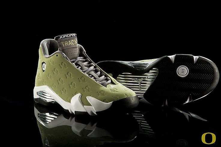 Oregon Ducks Track & Field Exclusive Air Jordan 14 Retro - EU Kicks: Sneaker Magazine