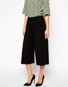 Enlarge Closet Culotte Trouser