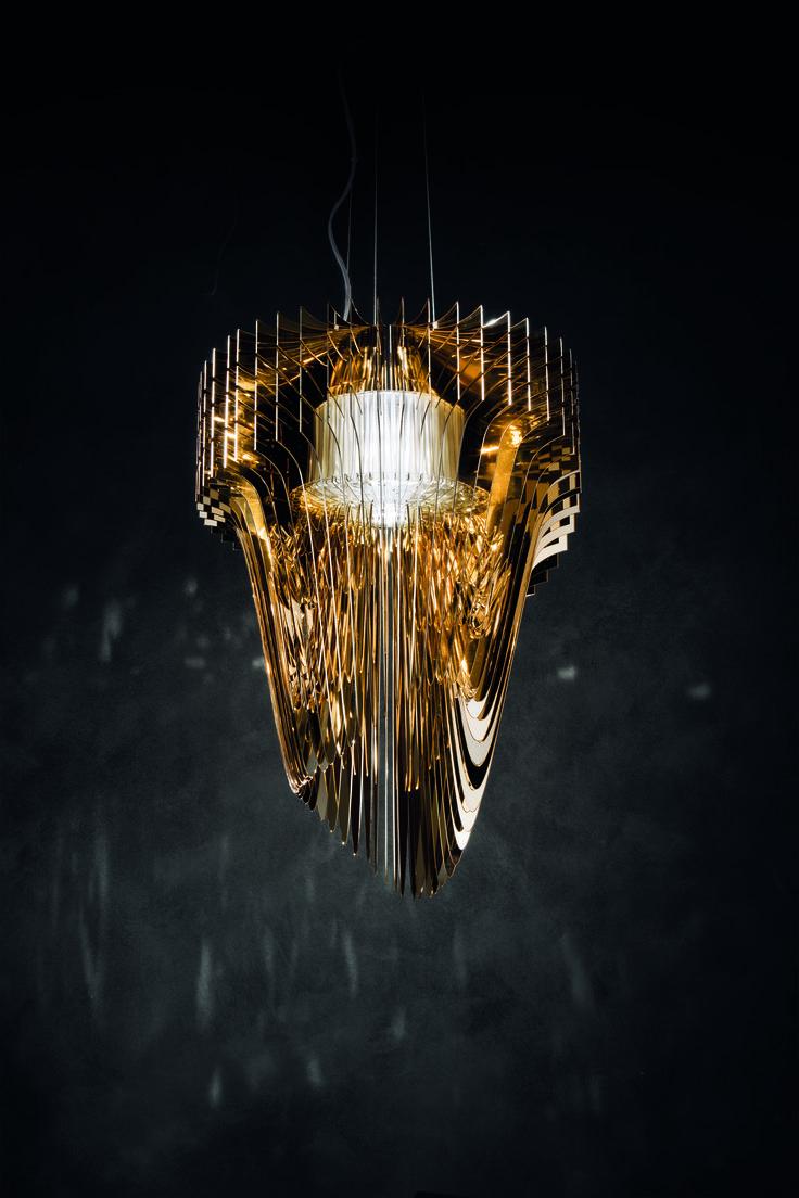 Aria Gold, design by Zaha Hadid