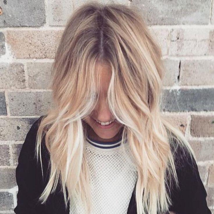 ... Creamy Blonde op Pinterest - Blondjes, Balayage en Blonde Highlights