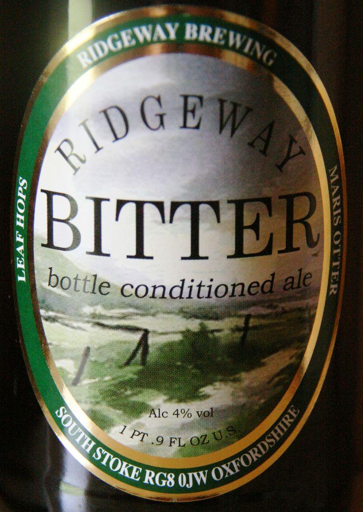 Ridgeway Bitter  Score: