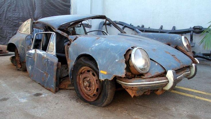 Cheap 1967 Porsche 912 Project! - http://barnfinds.com/cheap-1967-porsche-912-project/