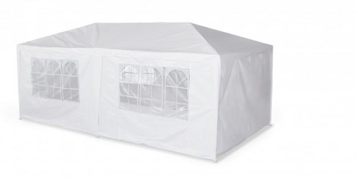 Tente de réception blanche de 18m2 parfaite pour abriter vos convives lors de petites réceptionsElle est dotée d'ouverture latérales et de fenêtres translucides.Le montage est très facile Louer location Tente de réception blanche 3*6 m Elbeuf-sur-Andelle (76780)