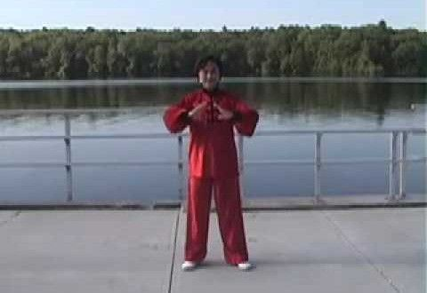 Meridian Qi Gong - Master Aihan Kuhn - QigongTime
