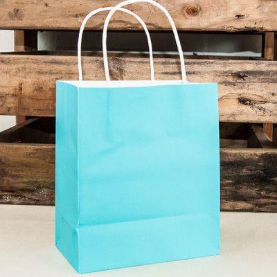 Vibrant Blue Bags