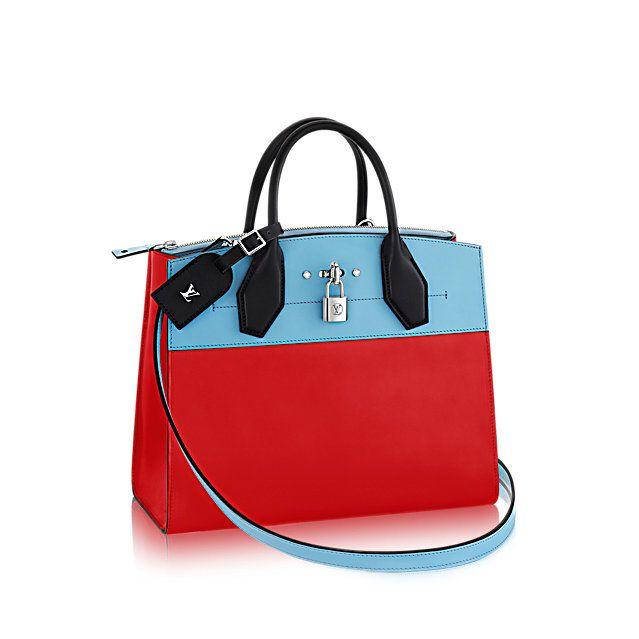 City Steamer MM Autres High End - Handbags | LOUIS VUITTON