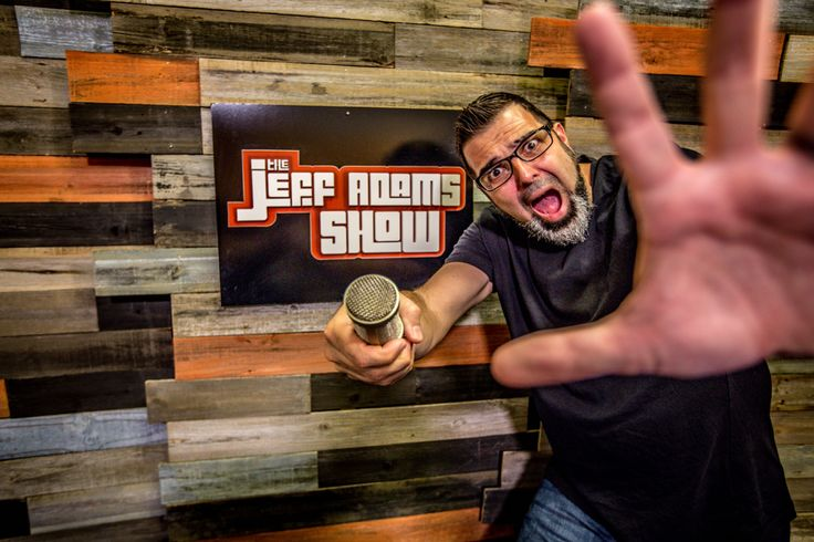 I'm raising money for   The Jeff Adams  Show . Click to Donate:  http://tw.gofund.me/TheJeffAdamsShow via @gofundme