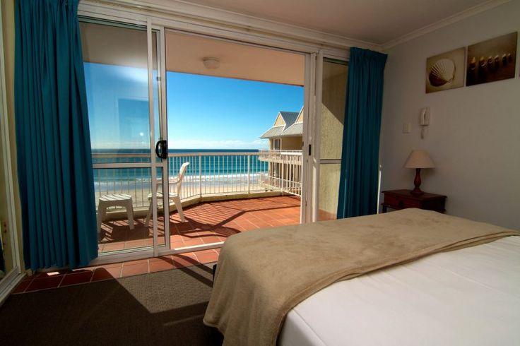Crystal Beach - 2 Bedroom Ocean View Apartment -  Family Apartments Gold Coast Tugun