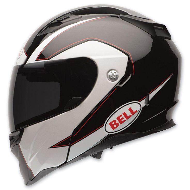 Bell Revolver Evo Unisex-Adult Modular/Flip Up Street Helmet Ghost Black, | eBay