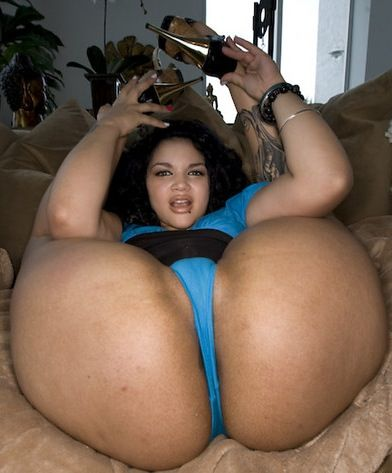 Puerto Rican Big Butt 118