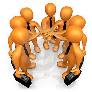 Trabajo en equipo- La importancia de ser parte de un grupo en sintonía con lo que quieres