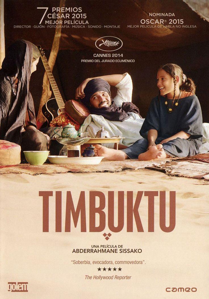 JUNY-2016. Timbuktu. DVD DRAMA SIS