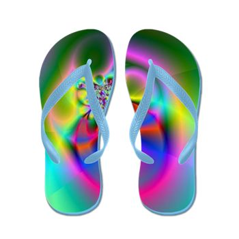 Illusion (FL24-002) Flip Flops by Terrella