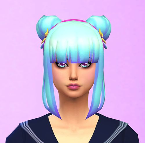 Sims 4 Anime Characters : Best sims anime character recreation images on