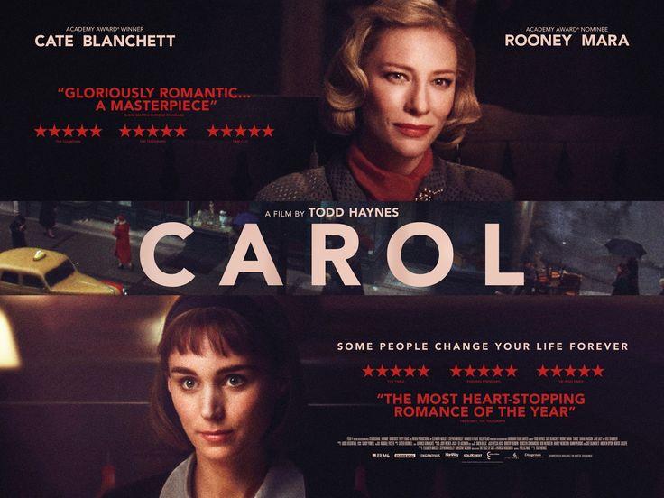 Carol (2015) - Todd Haynes - Carissa Vieira