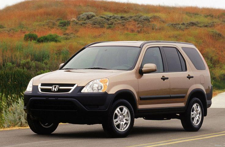 Honda CR-V: historia y antecedentes: 1 de 2 - Los inicios con diseño japonés