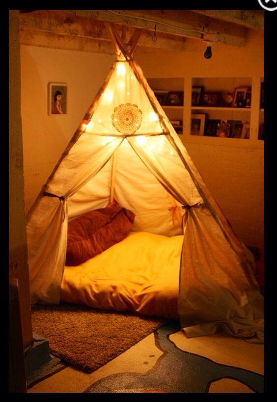 Bedroom fort little ones pinterest for Fort bedroom ideas