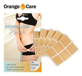 Orange Care - Afslankpleisters (30x) #afvallen #afslanken