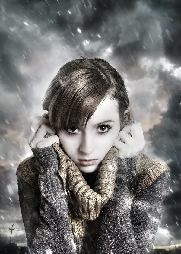 Cold by ValerianVALI.deviantart.com on @DeviantArt