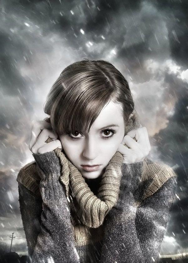 Cold by ValerianVALI.deviantart.com on @DeviantArt