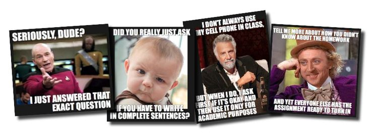 Meme Me Up, Scotty | Laura Randazzo – Solutions for the Secondary Classroom