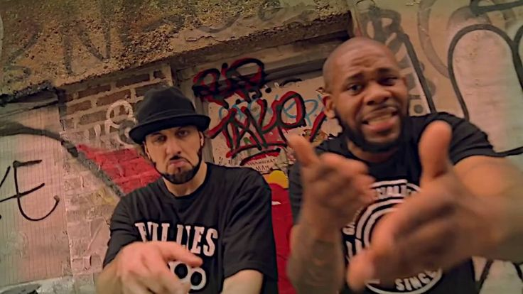 """Reks ft. R.A. The Rugged Man - Bitch Slap (Video)...MAC Media sends the video for """"Bitch Slap"""" by REKS f/ RA The Rugged Man, from REKS forthcoming new album, The Greatest X, (pronounced The Greatest Unknown) will be released on September 9th, 2016 via Brick Records."""
