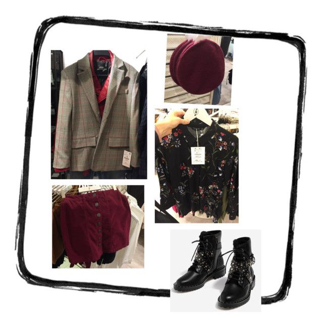 """Fall look 1"" by poletaeva-anna on Polyvore featuring мода"