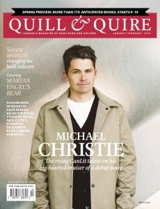 Quill and Quire » Canada's Magazine of Book News and Reviews
